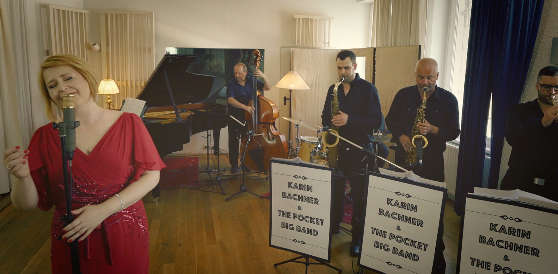 Karin Bachner & The Pocket Big Band