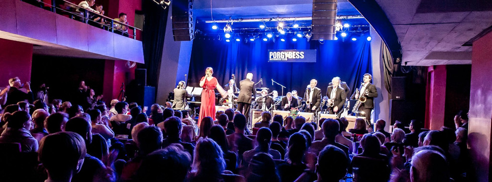 Porgy & Bess Big Band Celebration