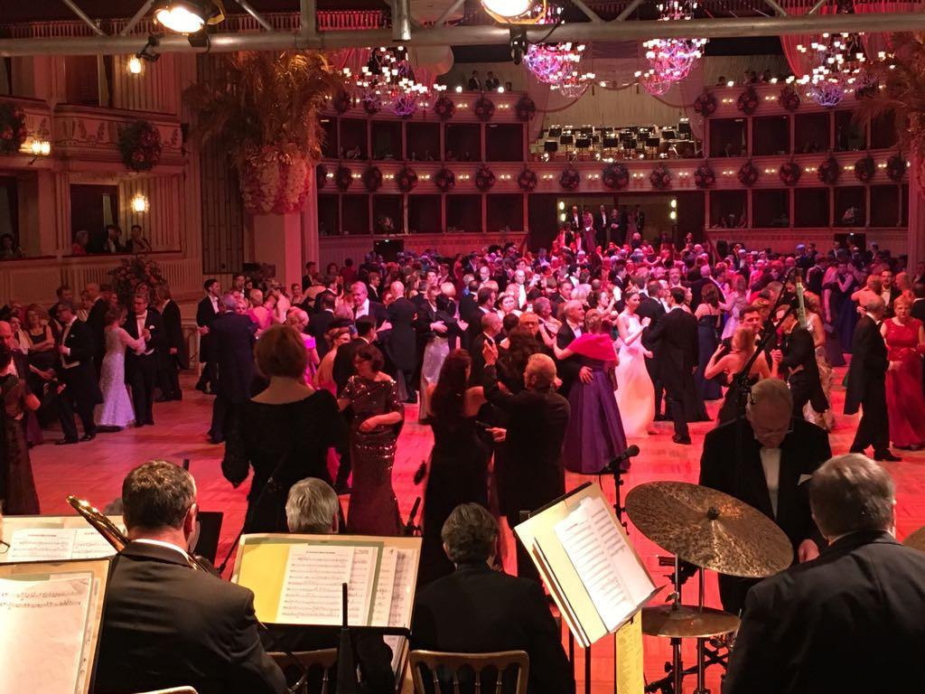 Opernball Richard Oesterreicher Big Band