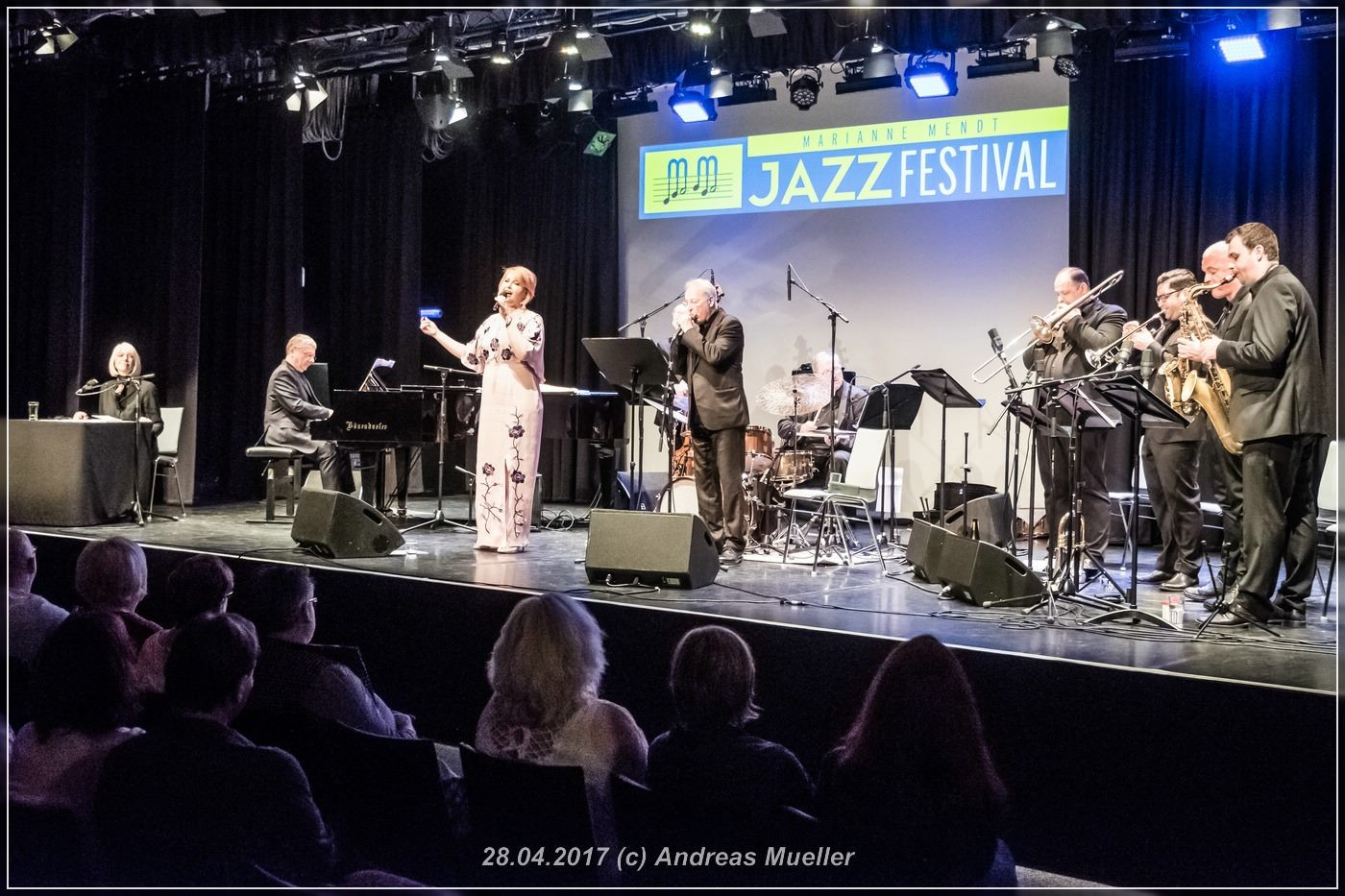 MM Jazzfestival Foto Andreas Müller
