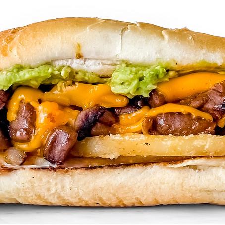 Vegan California Cheesesteak