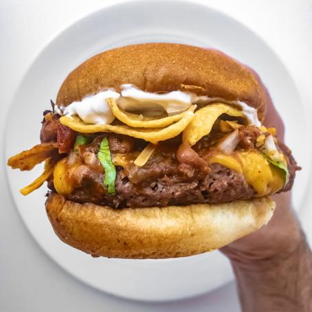 Vegan Pepper Belly Burger