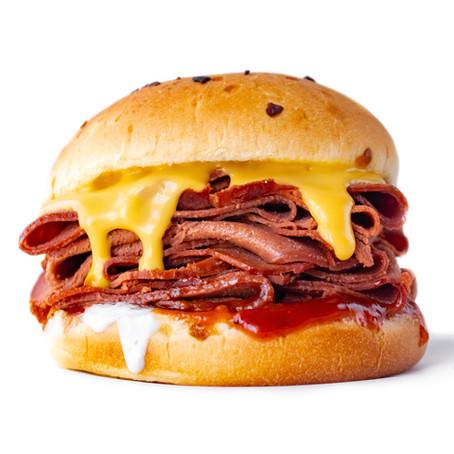 Vegan Beef n' Cheddar