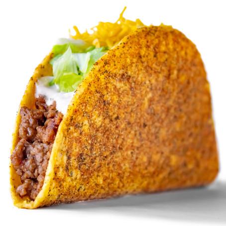 Vegan Cool Ranch Doritos Locos Taco