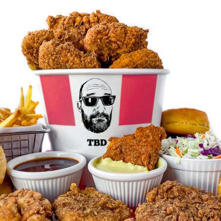 Vegan KFC Bucket O' Chick'n