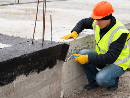 The Benefits of Commercial Waterproofing