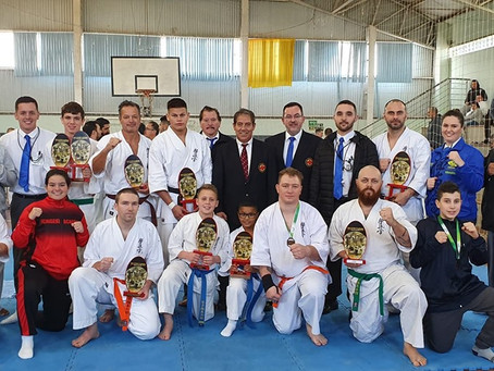 Equipe Ichigeki Academy no 8º Torneio da Amizade PROJARI