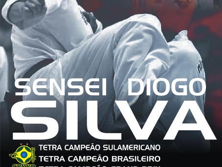 Curso de Kumite com Sensei Diogo Silva na Ichigeki Academy