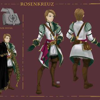 Rosenkreuz The Alchemist