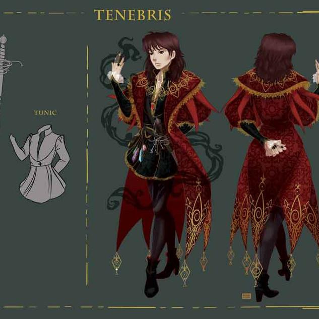 Tenebris The Sorcerer