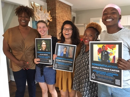 WordPlay students to serve as delegates to the International Congress of Youth Voices in Puerto Rico