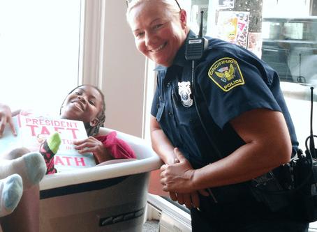 A Uniform Goal: Officer Melissa Cummins at WP