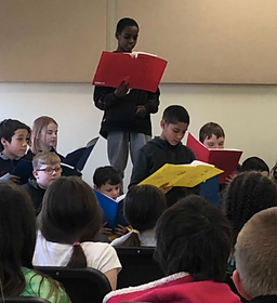 Sayler Park Readers Theater
