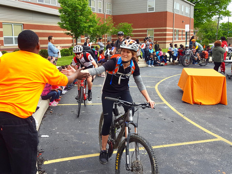 7th annual Ride For Reading creates home libraries for 400 kids