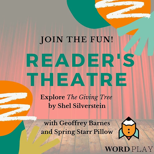 Readers Theater April-May 2021