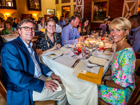 WordPlay's fundraising dinner at Nicola's raises over $100,000 for Cincinnati youth