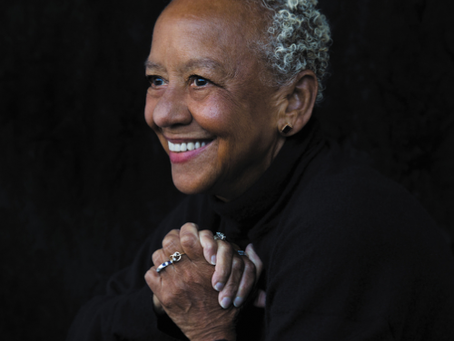 Joseph Beth and WordPlay Cincy Bring Nikki Giovanni to Cincinnati