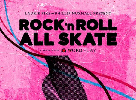 Rock! Skate! Roll! Bounce! Join us for our first-ever roller skating benefit