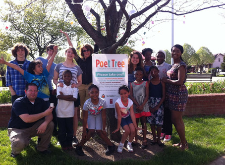 WordPlay Cincy helps local kids put a fresh—and green—spin on National Poetry Month