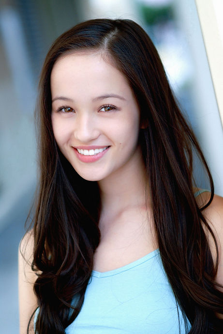 Emily Su Actor Performer Emily Su Headshot