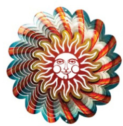 Sun - Multi Colored