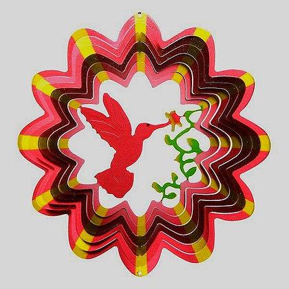 Hummingbird - Red/Yellow