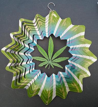 Mini Box Set - Cannabis Leaf