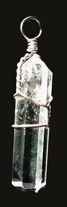 Quartz Crystal Pendant #6