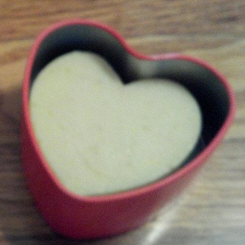 Small Heart-Shaped Soap