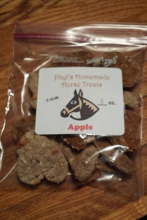 Phyl's Homemade Horse Treats