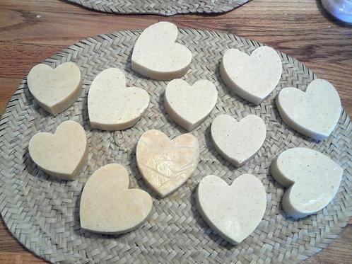 Large Heart-Shaped Soap
