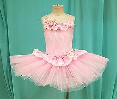 バレエ レンタル衣装 かわいい 3000円~ 格安