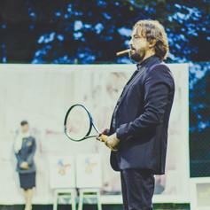 Henri Leconte - Tennis Player