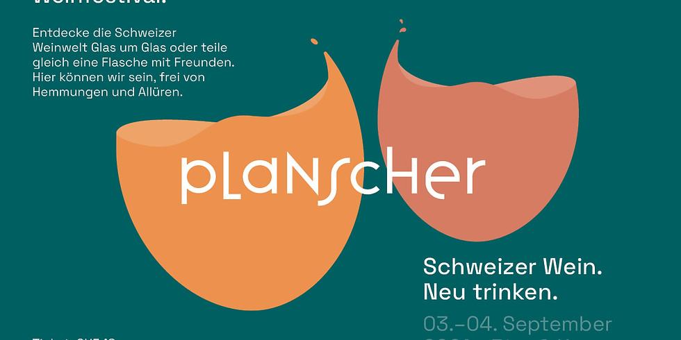 Planscher: Das Schweizer Weinfestival