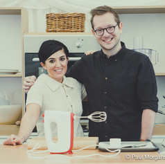 Stacie Stewart & Edd Kimber - Bakers