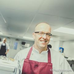 Colin Starkey - Chef