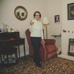 Cath at 90