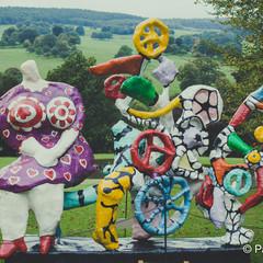 Chatsworth Sculpture Exhibition