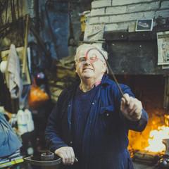 Peter Evans - Blacksmith