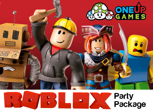 Birthday - Roblox package