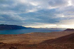 einzigartige Vulkanlandschaft