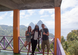 Landesausflug St. Lucia