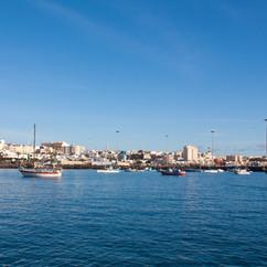 Hafen Fuerteventura