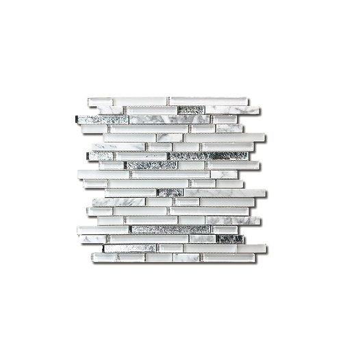Silver Lake Strips Mosaic