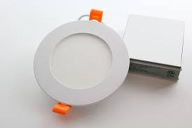 """4"""" 10W Dimmable Led Panel 5000K"""