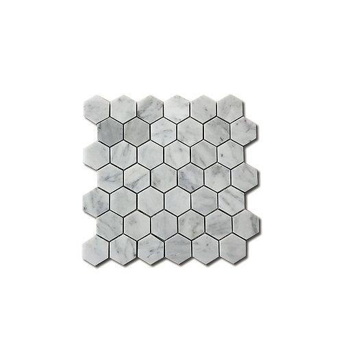 Mosiac Marble Hexagon