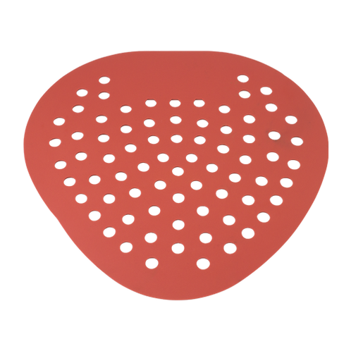 Urinal Screen, Red Colour