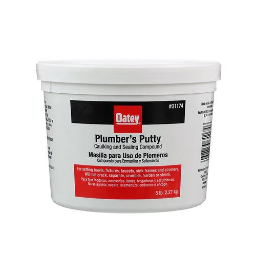Oatey Plumber's Putty 2.27kg (5lb)