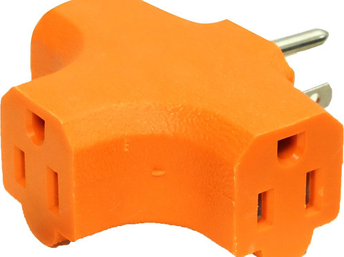 Power Wall Tap Grounded Orange