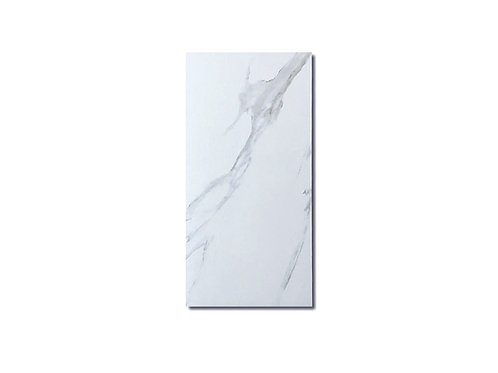 White Carrara Matt 1' X 2'Tile